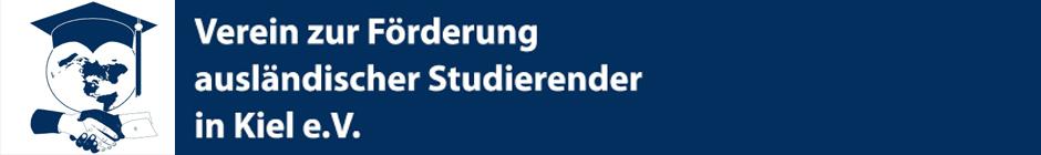 Verein zur Förderung ausländischer Studierender in Kiel e.V.